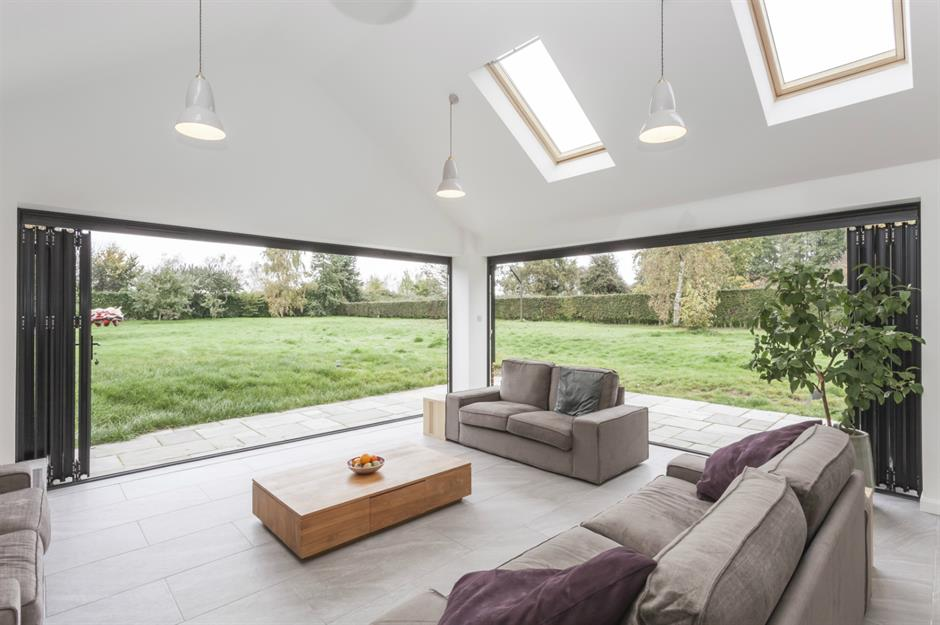 Glass doors and window styles: glazing options for your self build ...