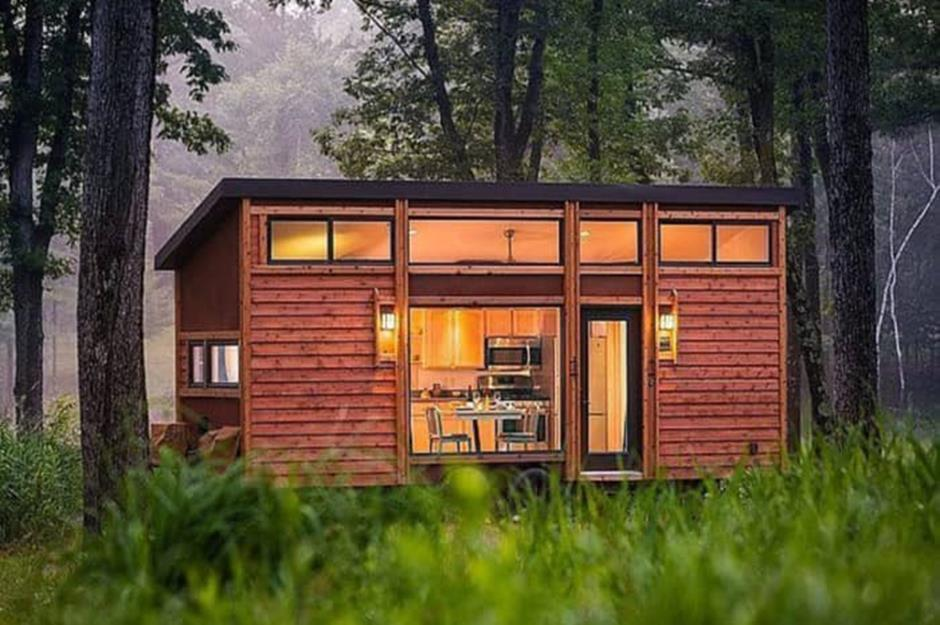 The Most Adorable Tiny Houses In Every State Lovepropertycom