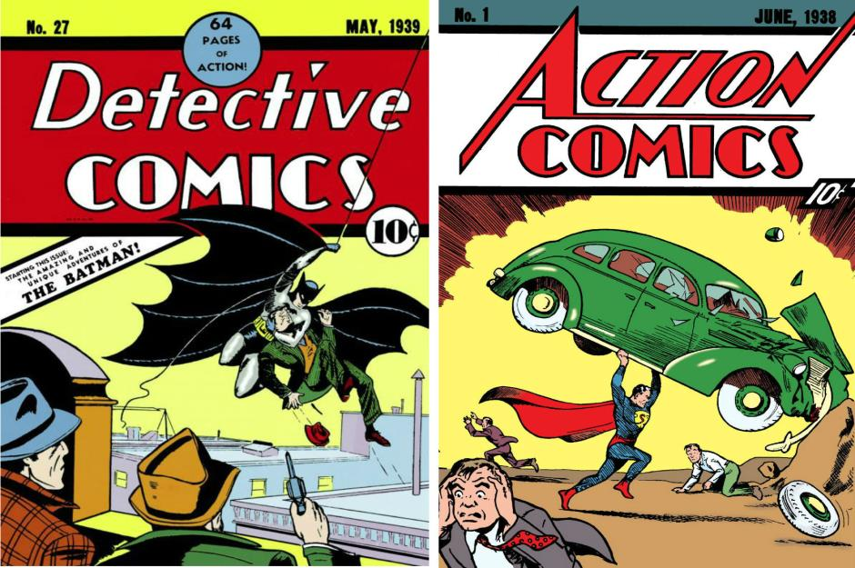 The 20 most valuable comic books ever sold | lovemoney com