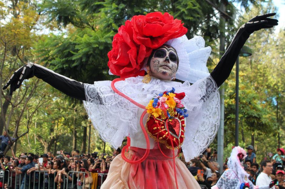 Mexico's Día de los Muertos is huge popular (image: Hashirama/Shutterstock)