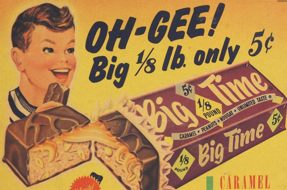 The greatest American candy bars of all time | lovefood com