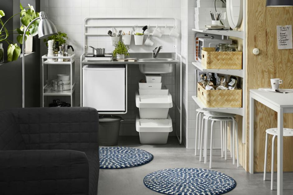 Kitchen Space Saving Tips