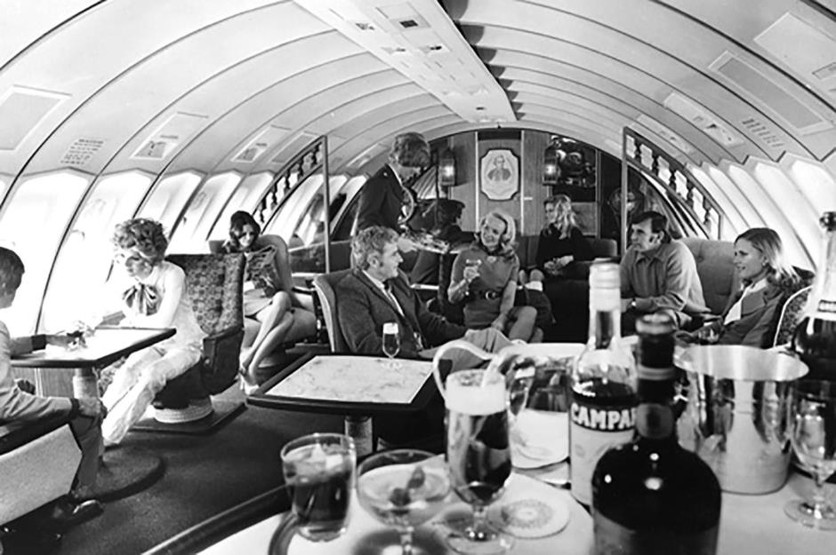 How air travel has changed in the last 100 years ...