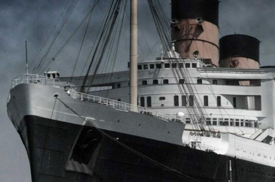 The unbelievable race to build more than one Titanic 2 | lovemoney com