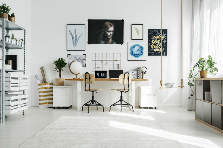 58 hardworking home offices that don t scrimp on style
