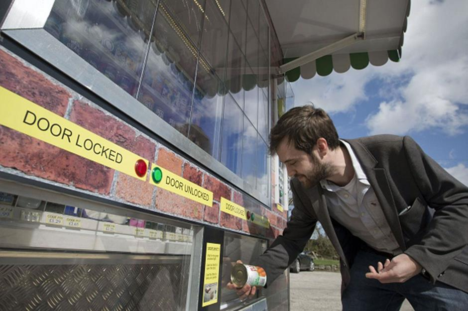From Ferraris To Gold Bars The World S Most Surprising Vending Machines Lovemoney Com