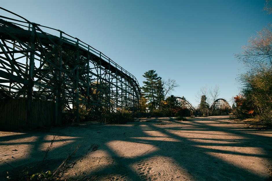 Inside America's abandoned theme parks | loveexploring com