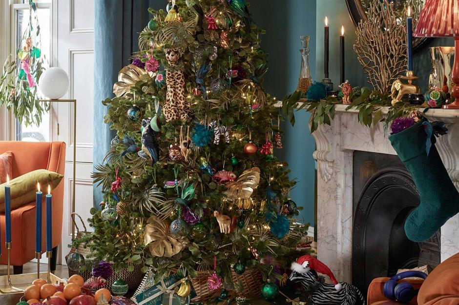 Christmas Tree Decorating Ideas For Every Style And Budget Loveproperty Com Affordable and search from millions of royalty free images, photos and vectors. christmas tree decorating ideas for