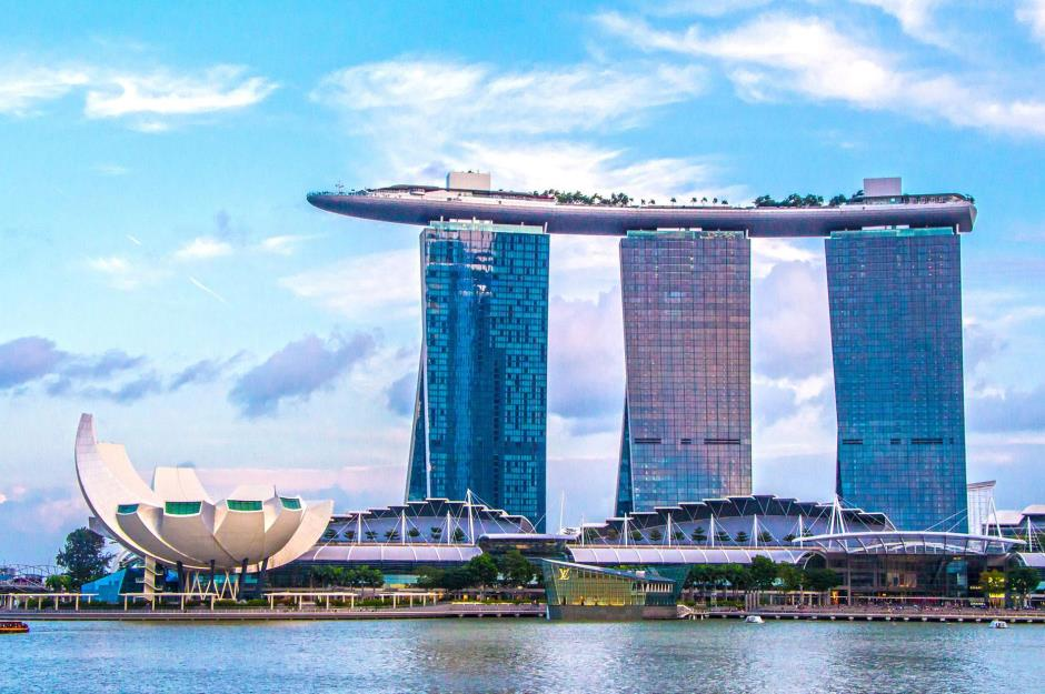 The priciest buildings on the planet