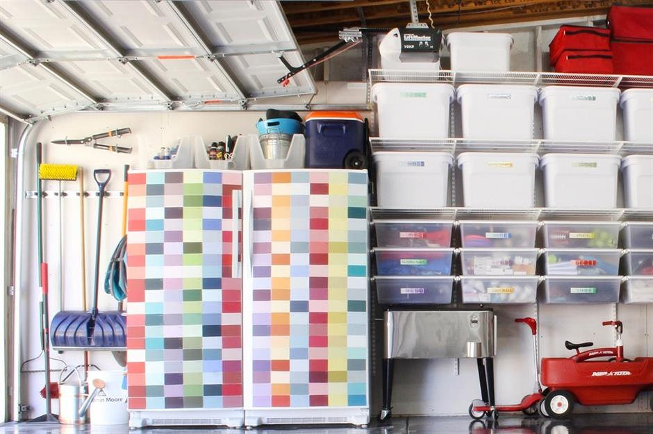 35 Garage Hacks That Are Borderline Genius Loveproperty Com