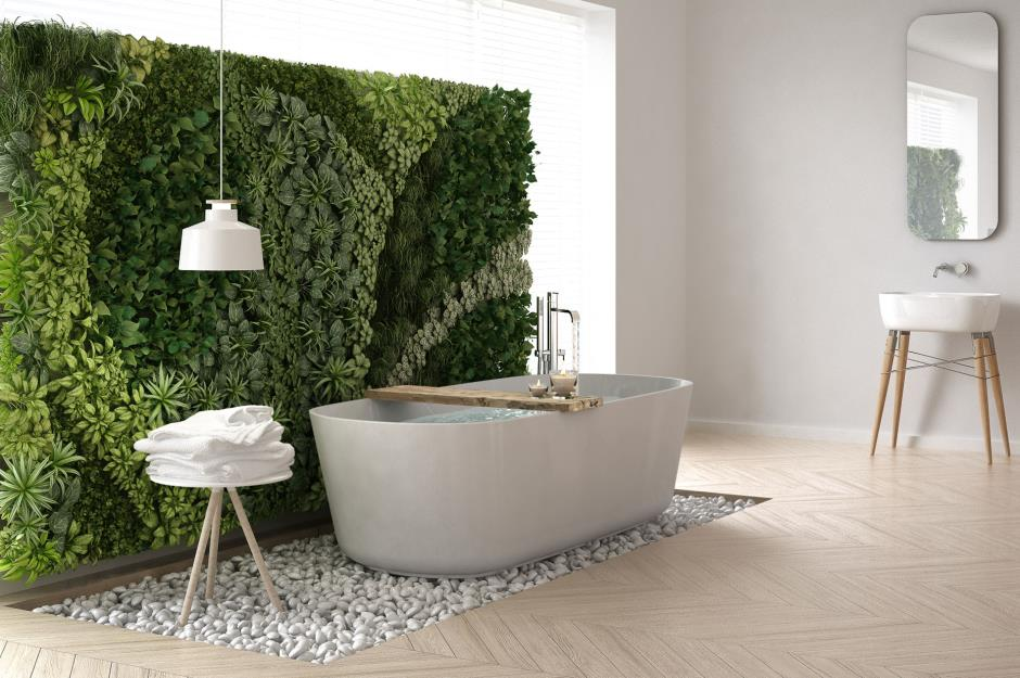 Install A Living Wall