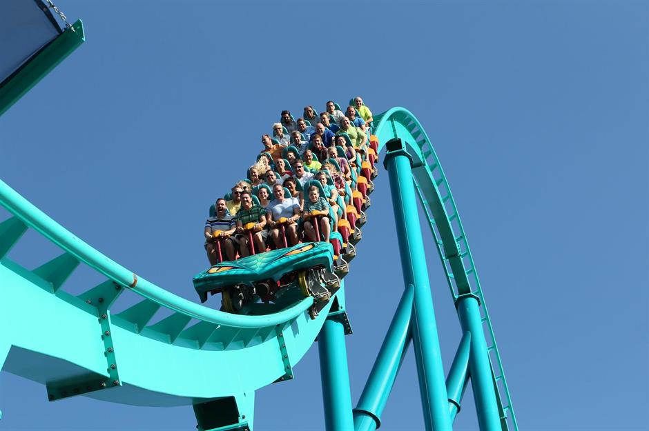The World S Scariest Roller Coasters Are Only For The Brave Loveexploring Com