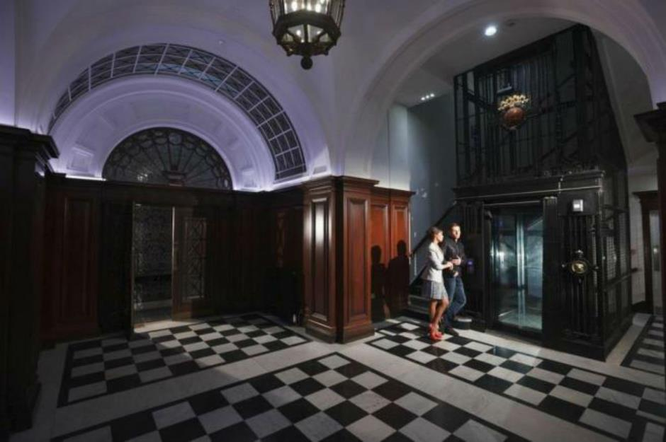 10 iconic british buildings you can live in. Black Bedroom Furniture Sets. Home Design Ideas
