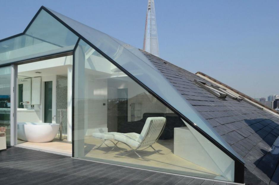 The Glass Roof Extension