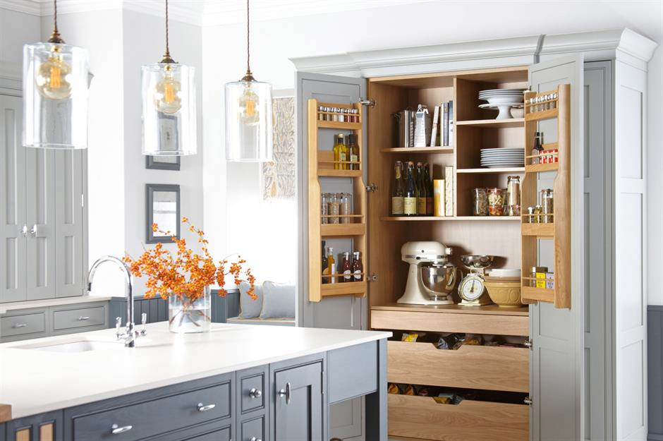 Space Saving Ideas For Small Kitchens Loveproperty Com