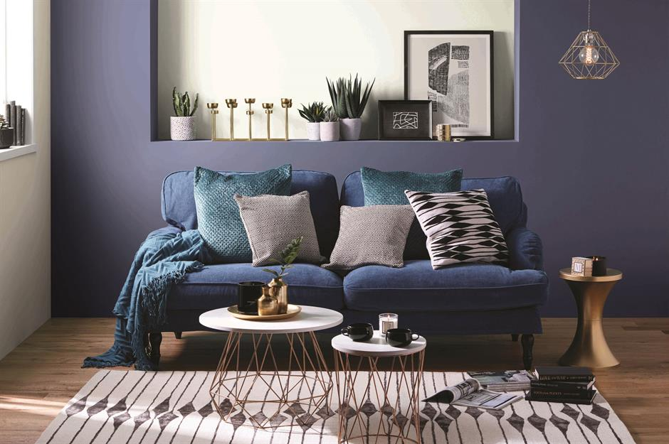 Small Living Room Ideas To Maximise Your Tiny Space