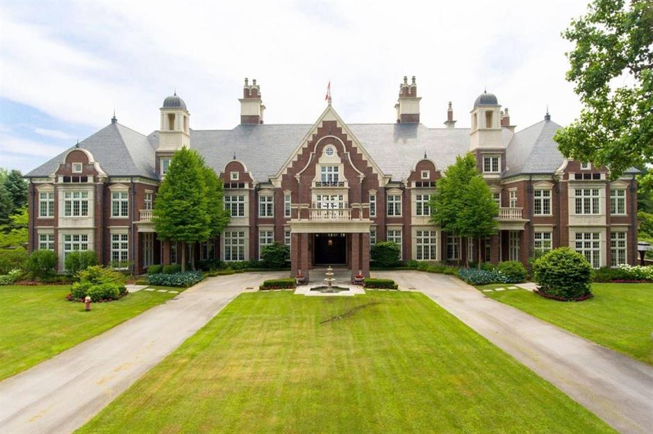 Canada's most amazing mansions for sale | loveproperty com