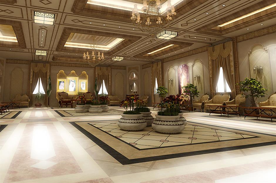 Secrets of the Saudi royal family's incredible homes | loveproperty com