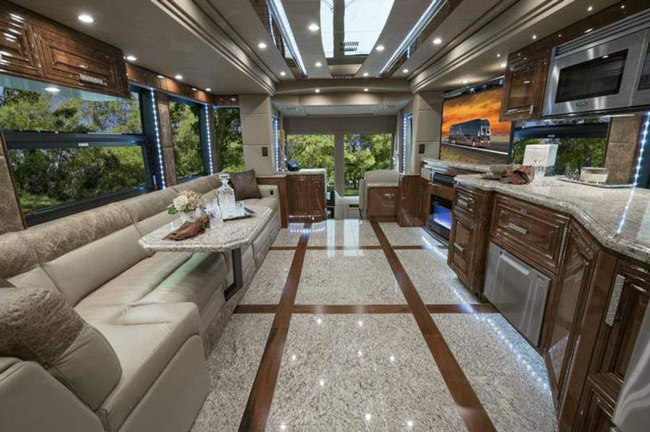 Millionaire Motorhomes The World S Most Expensive Rvs