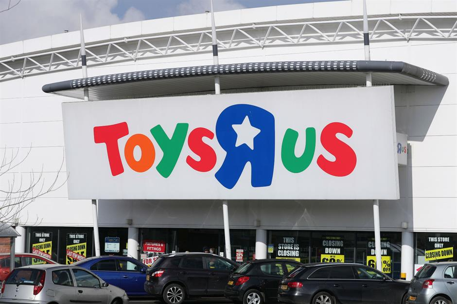 Well-known brands that have disappeared from UK high streets