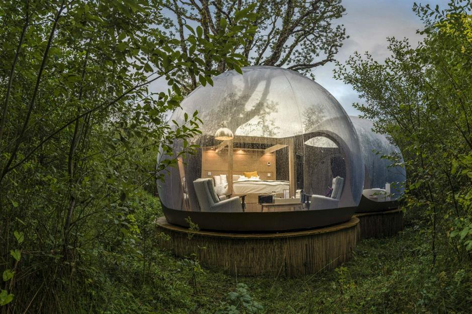 39 Unusual Places To Stay In The Uk Loveexploring Com