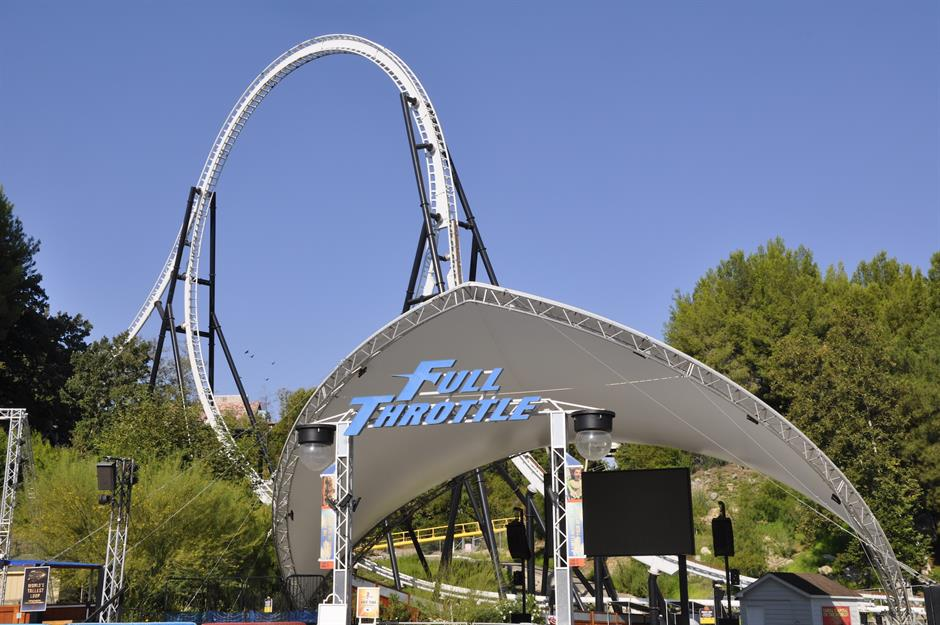 America's most jaw-dropping roller coasters (only for the brave) |  loveexploring.com