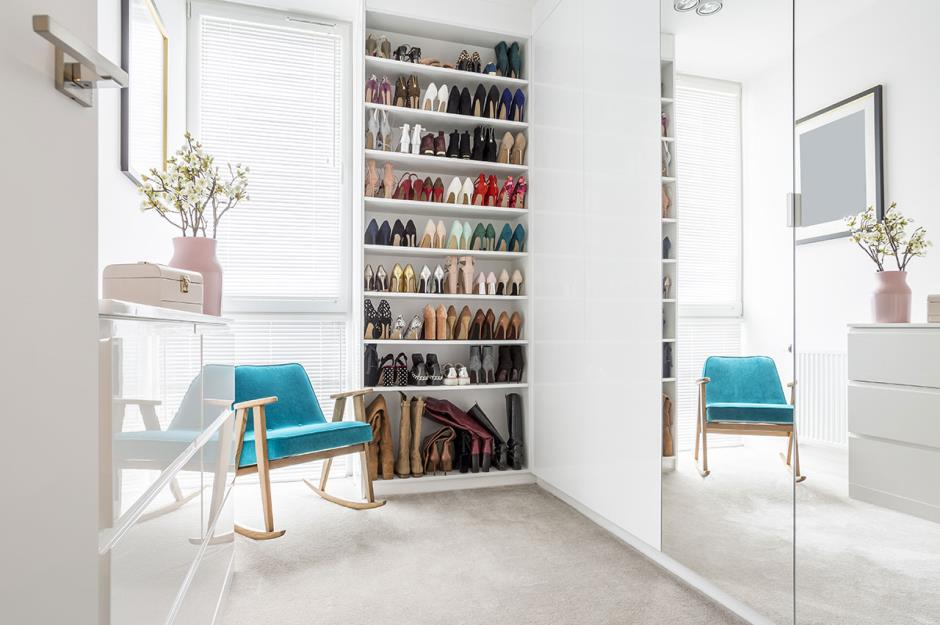 Get your wardrobe organisation inspiration right here 413cf23535