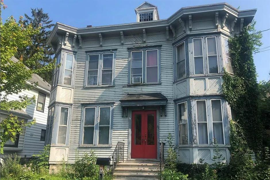 Abandoned American homes you can buy | loveproperty com
