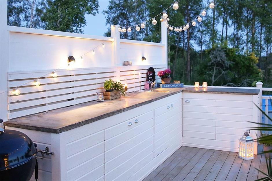 28 incredible outdoor kitchens we\'d love to cook in ...