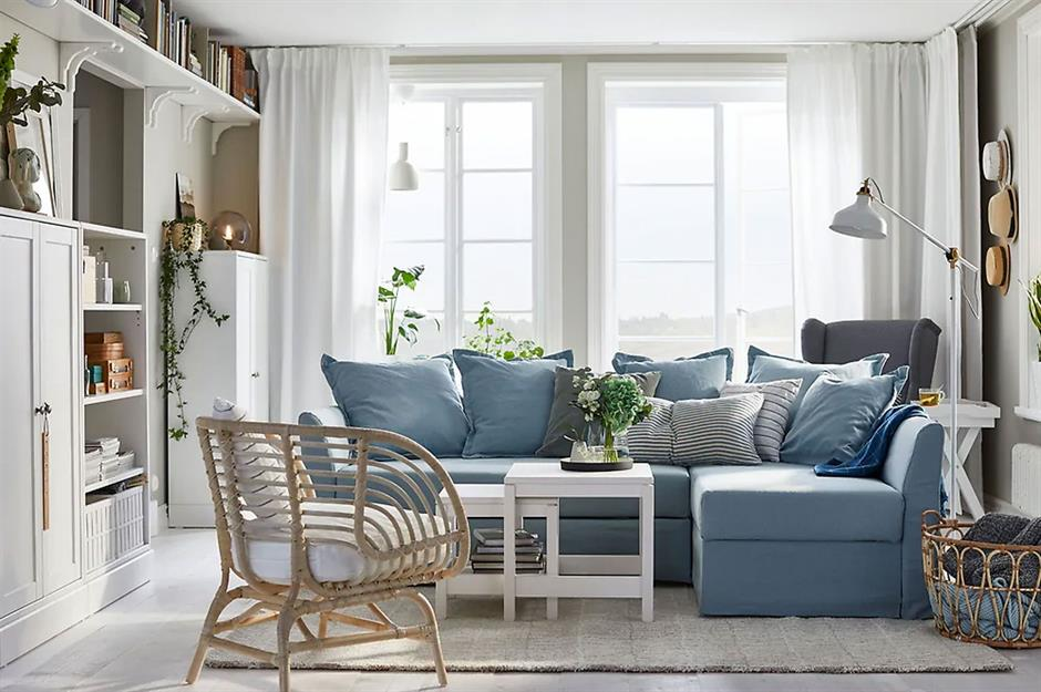 Small living room ideas to maximise your tiny space ...