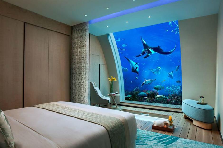 Ocean Suite Resorts World Sentosa Singapore
