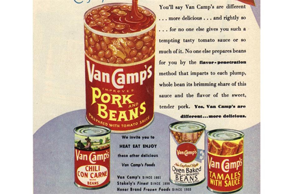 Canned Foods America Grew Up On Lovefood Com