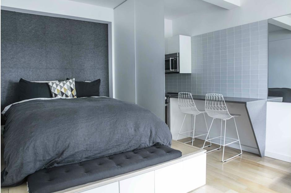 15 amazing studio apartments that do it all in one room ...