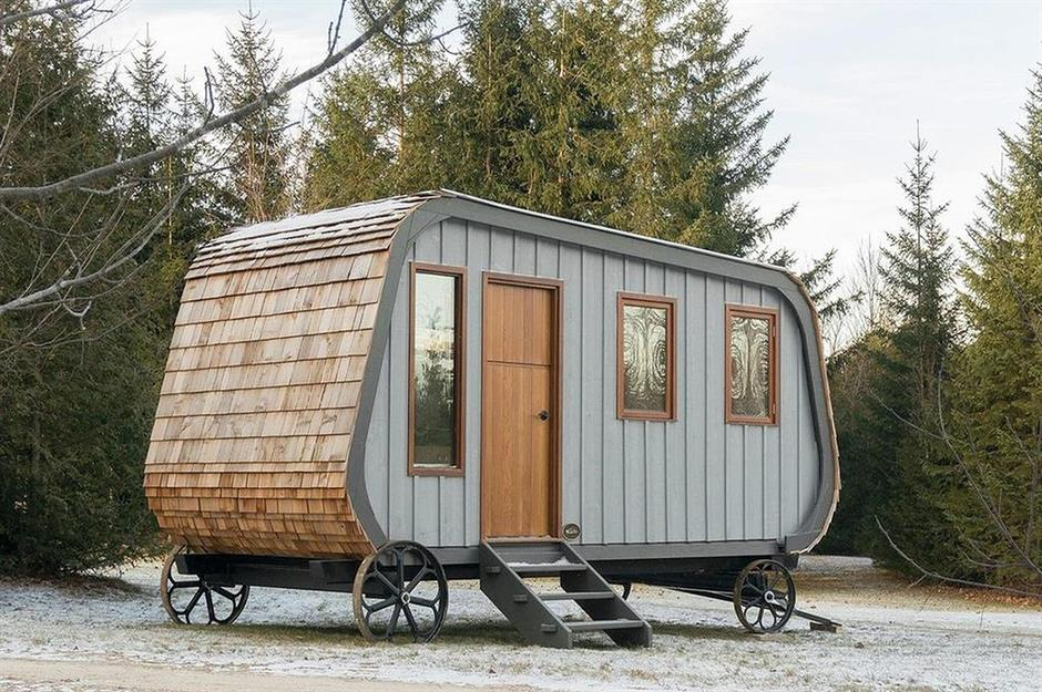 Ultimate tiny homes that can go anywhere | loveproperty com