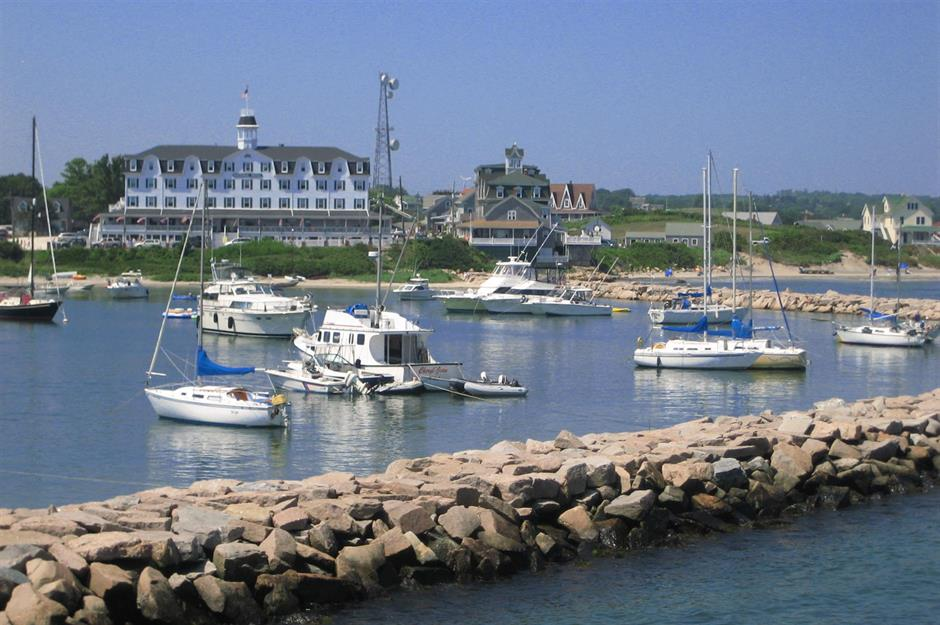 Dream homes for sale on America's tiny islands