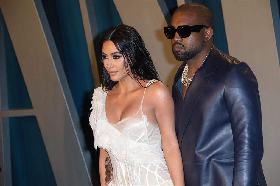 Kim Kardashian Files For Divorce, Kanye Blames Politics Over Dissolved Marriage - Tatahfonewsarena
