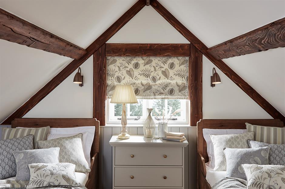 Inspired Ideas For Attic Bedrooms Loveproperty Com