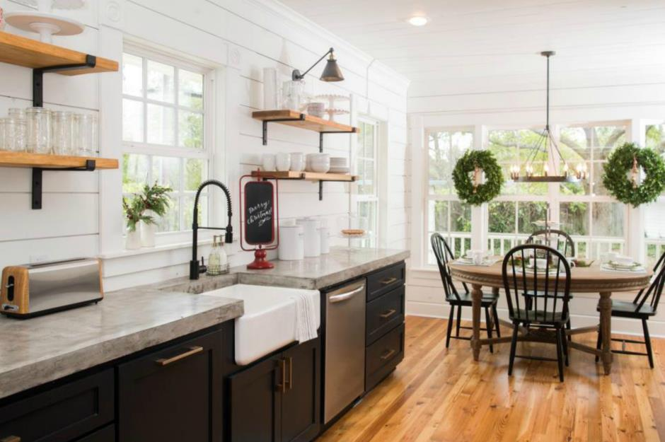 Joanna Gaines Window Treatments Fixer Upper Magnolia Homes