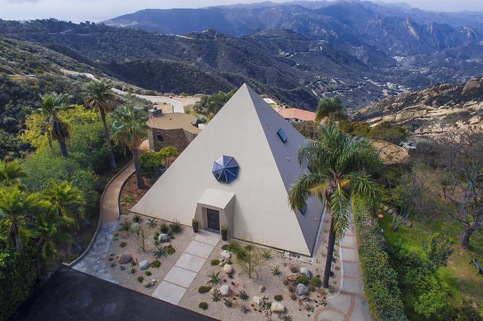 Unbelievable Pyramid Homes Fit For A Pharaoh Loveproperty Com