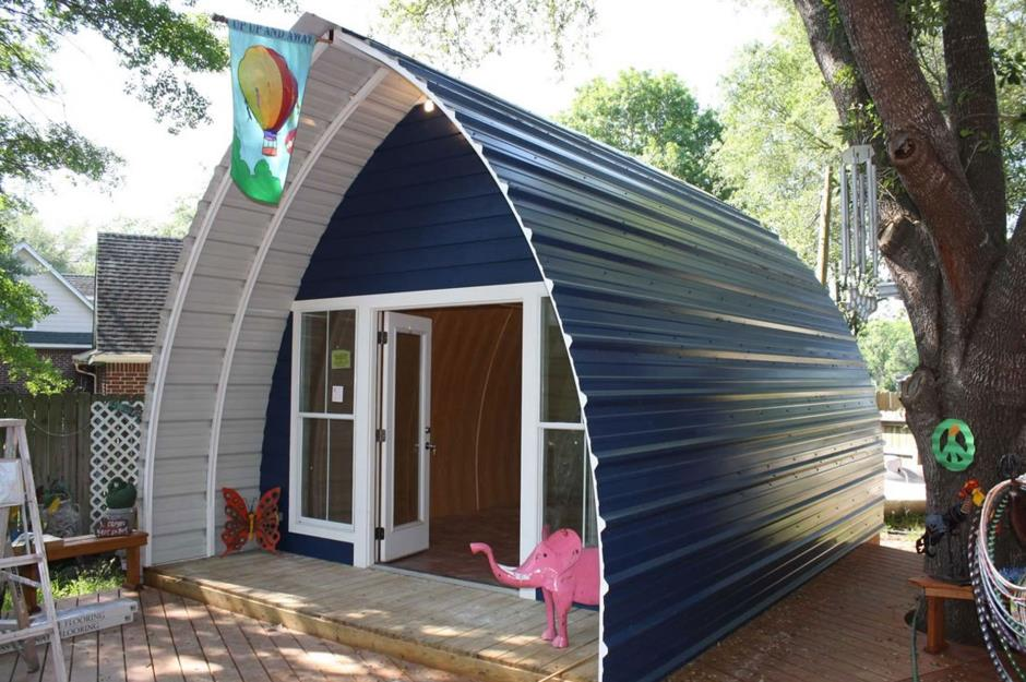 Arched Cabins 12 Foot Micro Home Kit: $5,000 (£3.5k)