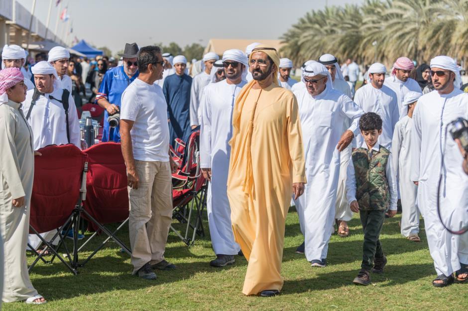 Dubais Royal Family 19 Billion GBP136bn