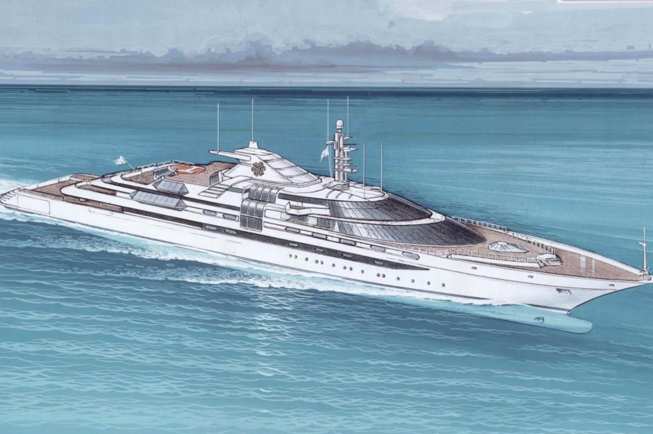 Donald Trump's superyacht and other billionaire boats | lovemoney.com