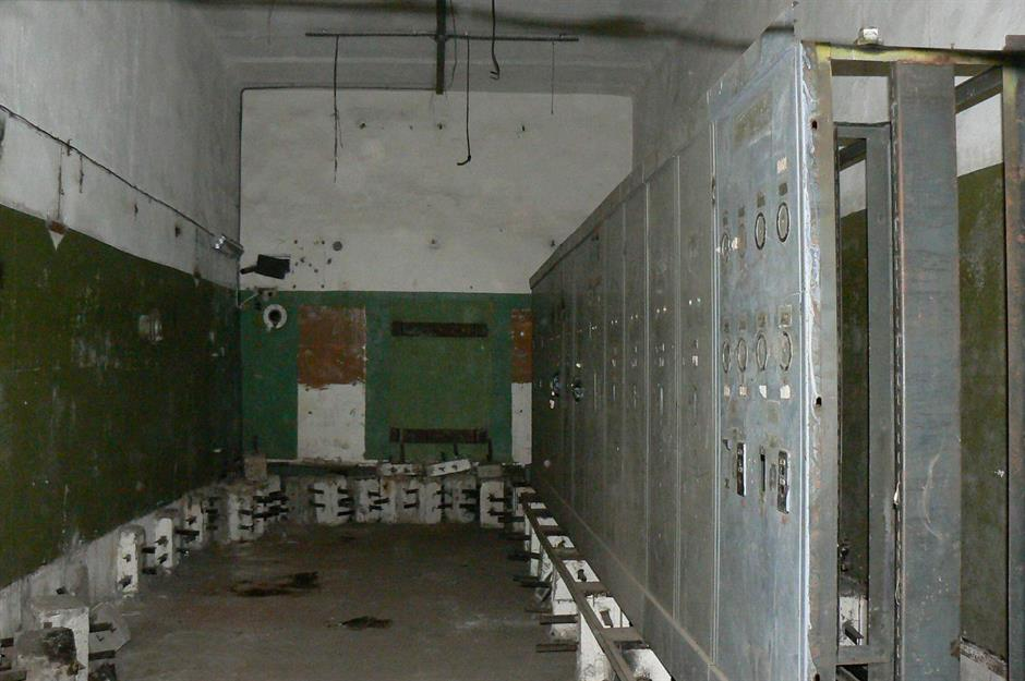 The world's most expensive abandoned military bases