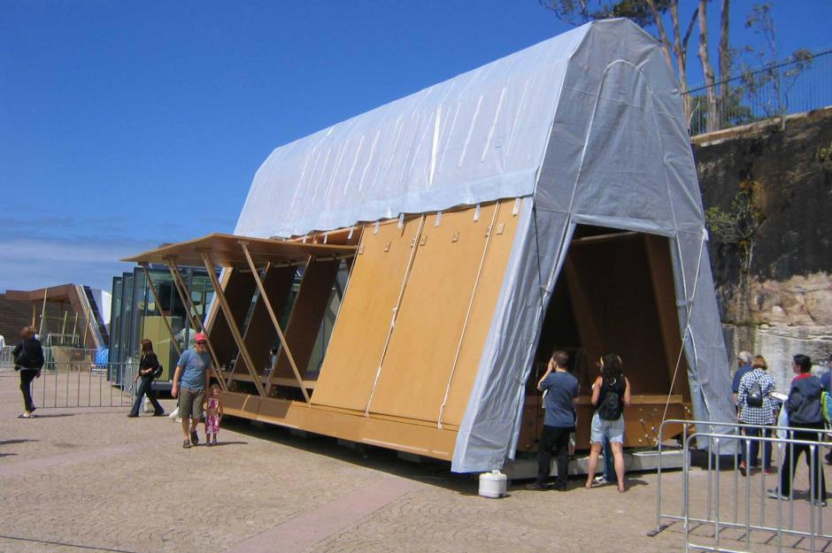 Living in a box: incredible cardboard homes | loveproperty com