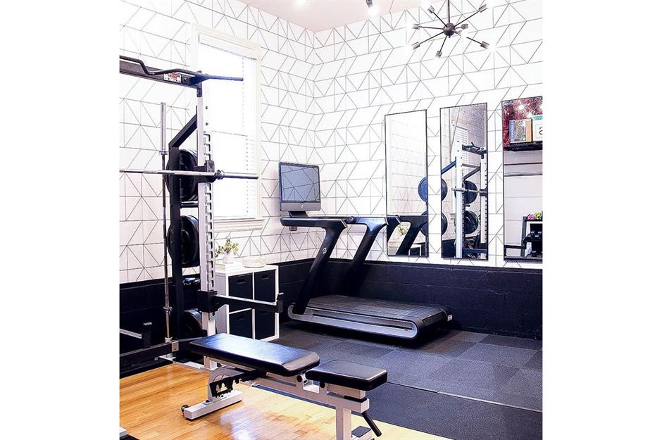 25 Real Workout Rooms To Inspire Your Home Gym Decor Loveproperty Com