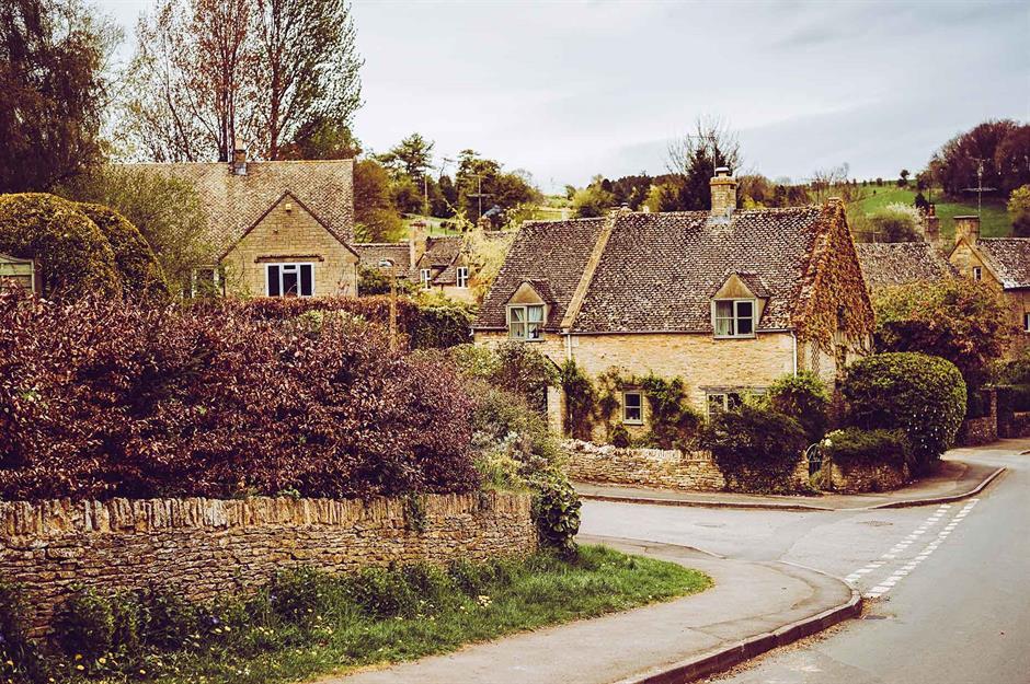 Naunton Gloucestershire England