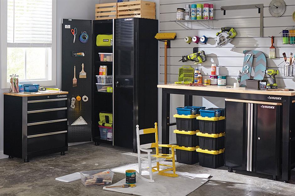 Garage Hacks That Are Borderline Genius