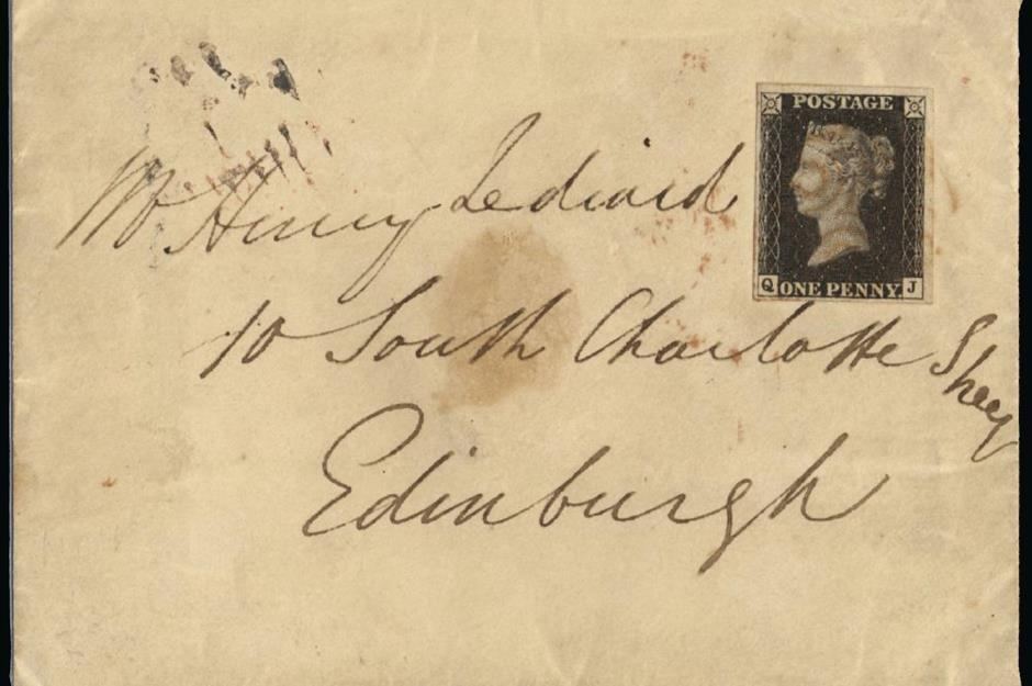 writing cover letters the world s most valuable stamps lovemoney 1860