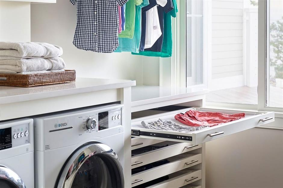 36 brilliant utility and laundry room ideas | property.com on furniture ideas, outdoor bar patio design ideas, kitchen flooring options, kitchen and living room small spaces, spice rack ideas, kitchen pantry, bedroom ideas, diy room organization ideas, living room ideas, kitchen organizers, kitchen backsplash with fabric, shelving ideas, cleaning ideas, kitchen cabinets, kitchen islands with stove built in, kitchen bookshelves, kitchen organization, floor lamps ideas, pantry ideas, entry mud room ideas,