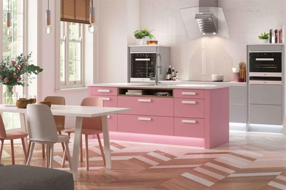 Pretty In Pink Decorating Ideas For This Year S Hottest Colour